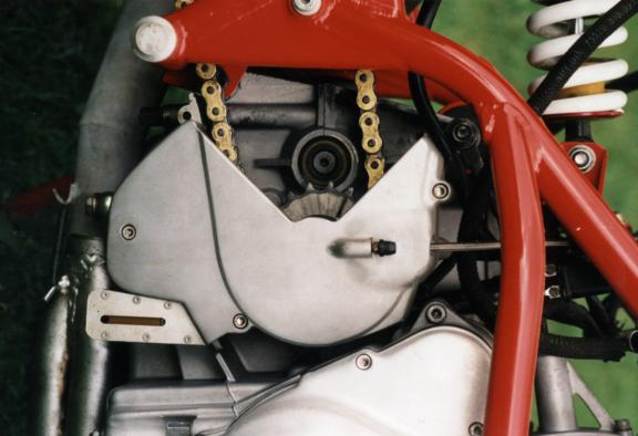Detail Harris Laverda