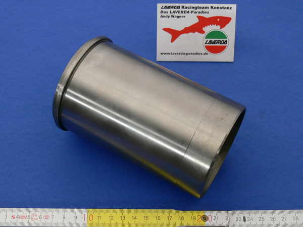 Cylinder liner 1000 Ø 75.0 made in-house from special material