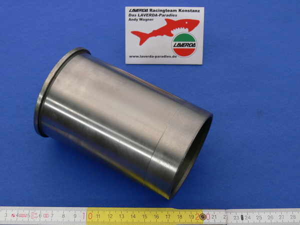 Cylinder liner 1200 Ø 80.0 made in-house from special material