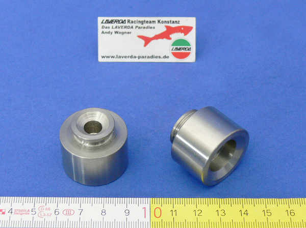 Clutch piston stainless Ø 30 mm