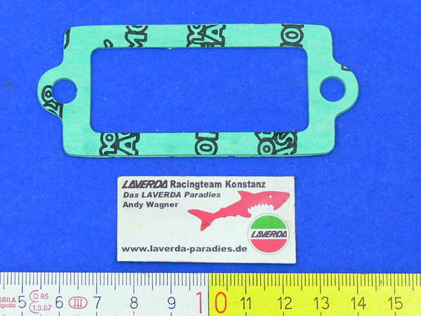 Gasket 1000/1200 timing chain support under engine