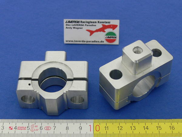 Camshaft support 1.04 mm height offset inlet centre (CNC milled from billet)
