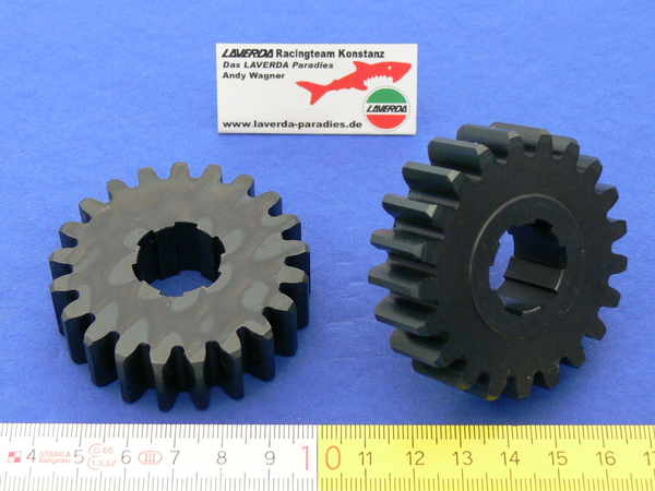 Gear 5th 21T layshaft